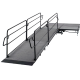 Staging Wheelchair Ramps